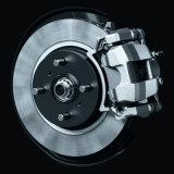 Disques forés de frein de haute performance pour des véhicules de détour