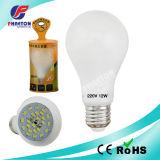 Bulbo sellado LED ultrasónico A60
