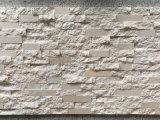 Impiallacciatura beige professionale della pietra del fornitore della pietra della coltura