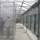 De wetenschappelijke Serre van het Onderzoek voor het Kweken van Groente