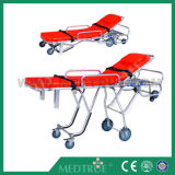 CE / ISO Aprovado Medical Rescue Emergence Varied Positions Mutifunctional Automatic Stretcher (MT02020001)