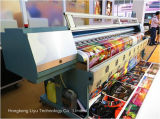 옥외 디지털 용해력이 있는 큰 체재 인쇄 기계 (8PCS 세이코 Spt510 인쇄 헤드를 가진 FY-3208R)
