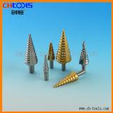 Étape Drill HSS (hex) (HHAS)