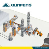 Machine automatique Qft10-15 de bloc de Qunfeng