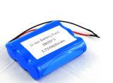 3.7V 6600mAh 18650 건전지 팩, 리튬 이온 건전지