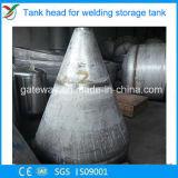 Testa emisferica del acciaio al carbonio per pressione della caldaia