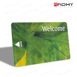 Scheda chiave dell'hotel del sistema di hotel PVC RFID con i vari chip