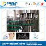 Natürliche Mineralwasser-runde Plastikflaschen-Füllmaschine