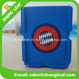 Logo e Detachable personalizzati Rubber Pen Holder (SLF-pH001)