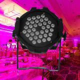 Het goedkope RGB Goedkope LEIDENE van de Was van het Aluminium 36X3w Licht van het PARI