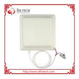 Leitor de cartão RFID UHF para estacionamento de entrada e saída para mãos livres