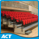 Retractable de interior Tribune Seating para Gym, Arena, Pasillo