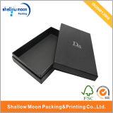 최신 판매 검정 종이상자 (QYZ059)