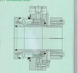 Entschwefelung-nichtstandardisierte mechanische Dichtung für Kraftwerk (HT1)
