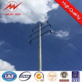 Bitumen galvanisierte elektrische Übertragung Pole