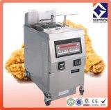 Friteuse profonde ouverte de Kfc de gaz de penny de la friture Kfc/Henny/friteuse de puce