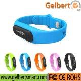 De Armband van de Sport van Bluetooth van Gelbert E06 voor de Minnaars van Sporten