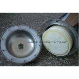 Sterilizzazione 300L/H particolare dell'acciaio inossidabile del filtrante di ultrafiltrazione