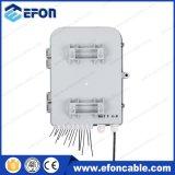 1X8 PLC Splitter 1X16 PLC Splitter FTTH Boîtier de boîtier de terminal à fibre optique (FDB-016D)
