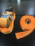 10000lbs/12000lbs Ratchet Tie Down Strap