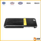 Caixa móvel do telefone da carteira da tampa da aleta