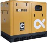 Compresseur d'air rotatoire de vis d'alimentation AC industrielle neuve (BALDOR P.M. 20HP)