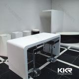 Table de cuisine extérieure solide acrylique de partie supérieure du comptoir de cuisine