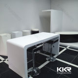 Fester Oberflächenküchecountertop-Küche-acrylsauertisch
