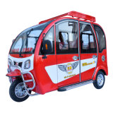 самокат Passenger Tricycle 800W Adult Tricycle 3 Wheel Electric