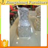 Cubierta de la silla del Spandex de la boda del telar jacquar del modelo (JC-YT07)
