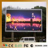 Visualización de LED publicitaria a todo color al aire libre de la pantalla P6 SMD de HD