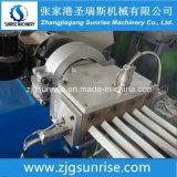 Máquina da extrusão do perfil do grânulo de canto do PVC do plástico
