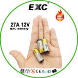 12V 27A bateria Super Alcalina com bateria seca de alta qualidade