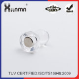Bunter magnetischer Plastikstoßpin-Kristallneodym-Protokoll-Stoss-Stifte