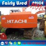 Hitachi utilizó el excavador Ex200-1 de la correa eslabonada del excavador hidráulico de Japón