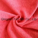 Hanf-/organische Baumwolleinzelnes Jersey-Gewebe (QF13-0346)