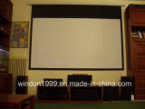"""100 """" pantalla motorizada eléctrica del proyector del 16:9 HD con precio de fábrica teledirigido"""