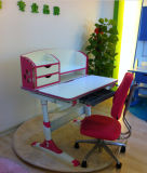 Kids de madeira Furniture Kids Desk e Chair Set