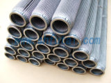 Filtre chimique d'acier inoxydable pour POY Andy FDY