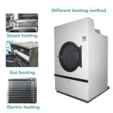 Asciugatrice industriale del riscaldamento di gas dell'essiccatore 10kg-120kg di caduta