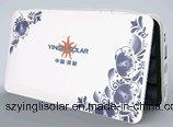 Mejor calidad Cargador solar 10000mAh recargable Solar Power Bank Szyl-SMC-902