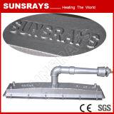 Prix usine de brûleur à gaz de fer de moulage pour l'enduit industriel (GR2002)