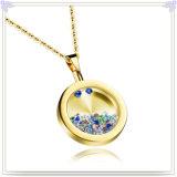 ステンレス鋼の宝石類のファッション小物の方法ペンダント(NK555)