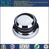 Aangepaste CNC die de Pijp van het Plateren van het Chroom van het Staal in China machinaal bewerken