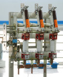 Fzrn21-12 con el interruptor de rotura de carga de alto voltaje del desenganche 11kv con el fusible