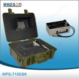 Sistema da câmera da inspeção do esgoto do dreno da câmera da inspeção da tubulação