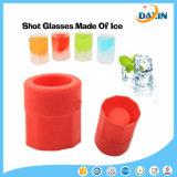 Прессформа замораживания стекла съемки кубика льда силикона формы 1 чашки