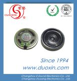 altoparlante impermeabile dell'altoparlante 8ohm 0.5W Dxi40n-B di 40mm Mylar mini