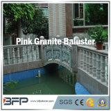 Granito Ballustrade/corrimão/Bulaster para a ponte/jarda exteriores/jardim