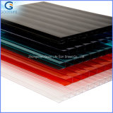 Home를 위한 10-20mm Polycarbonate Multi Wall Hollow Sheet